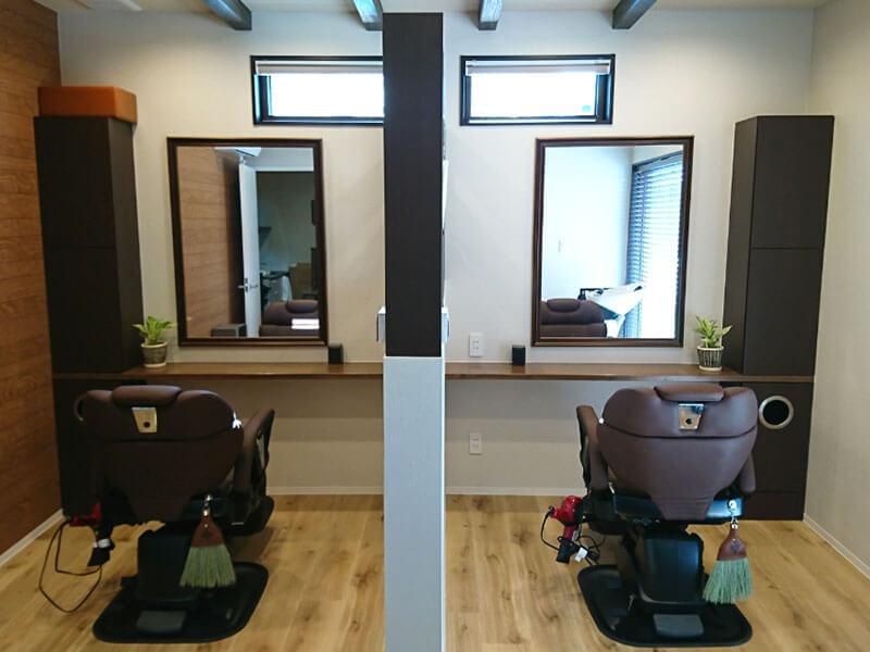 白山市の美容院(美容室) | Arona お店の雰囲気イメージその5
